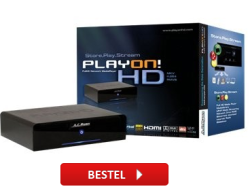 Playon! HD van AC Ryan