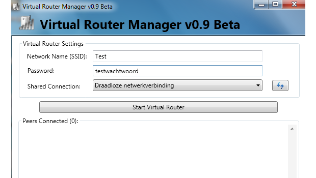 virtual-router-manager