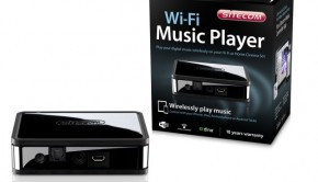 sitecom-wifi-music-player