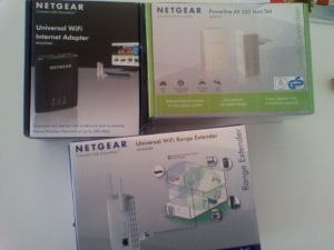 Netgear review producten